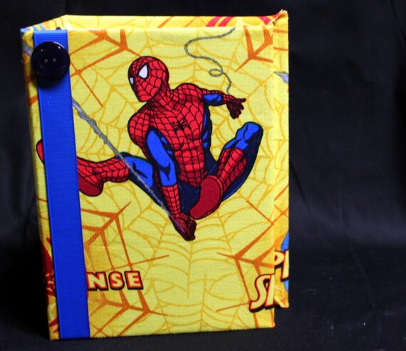 photo album - spiderman