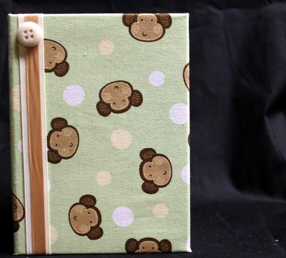 photo album - baby monkey
