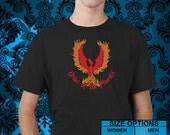 Harry Potter Order of the Phoenix Men's or Women's Shirt. Summer Sale