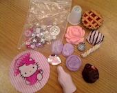 Hello Kitty themed deco den pack