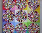 On the Dot wall quilt