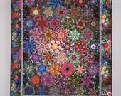 Galaxy 1 wall quilt