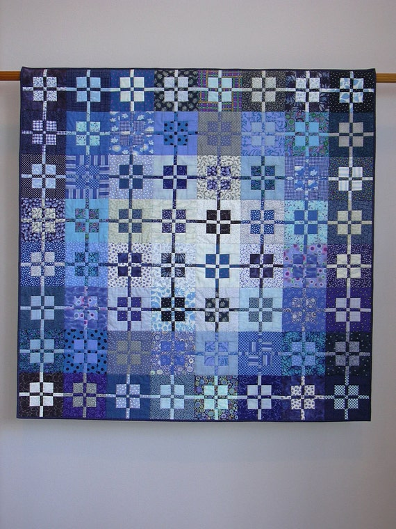 Value Judgments wall quilt