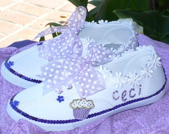 Custom Canvas Tennis Shoes for All Occasions