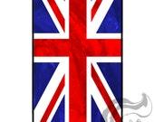 Apple iPhone 4 4S Slim Hard Case  -  British
