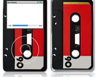Apple iPod Classic Skin Cover - Cassette Tape