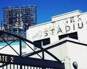 Tiger Stadium Gate 2
