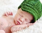 Newsboy Style Baby Hat, Bright Colors