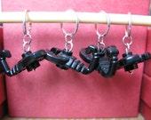 Lego Scorpion Stitch Markers