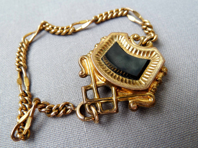 Vintage Antique Fine Charms Charm Bracelets eBay