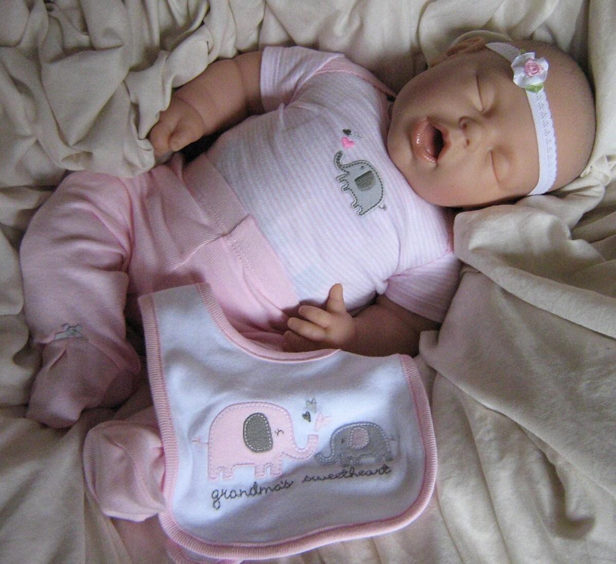 Reborn Baby Doll 20 Inch Baby Reborn Life Size Child