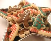 Christmas Cookies Minis - 5 Dozen - Assortment