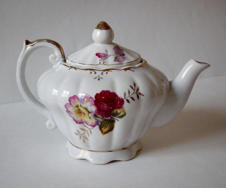 Vintage Musical Teapot 1960s Tilso Made In Japan