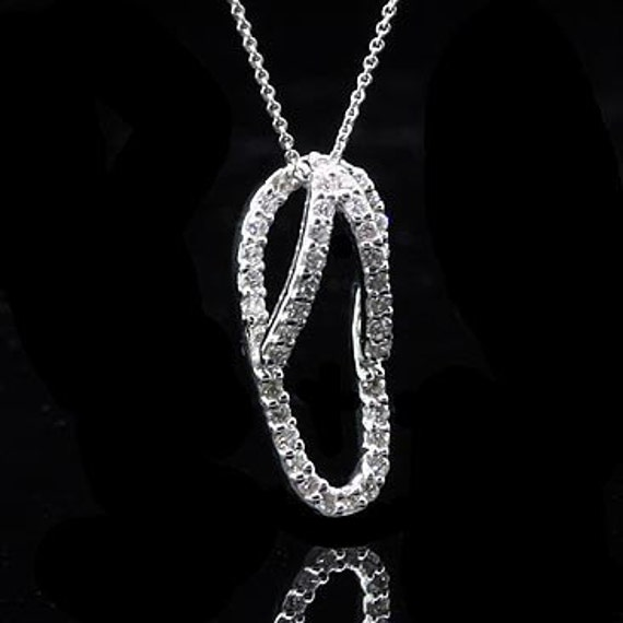 diamond flip flop necklace gold sandal pendant diamond. Black Bedroom Furniture Sets. Home Design Ideas