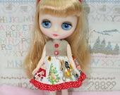 Little Kitty Dress Set.