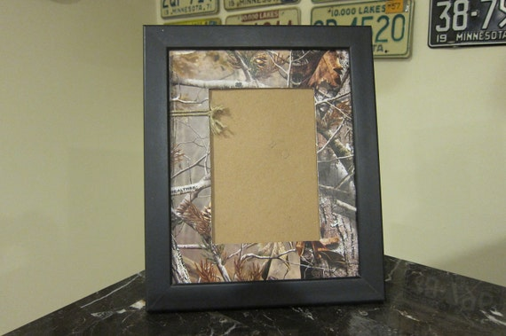 8x10 Photo Matte with 5x7 opening and Twine Accent, Hunting Photo Matte, Free Shipping