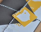 Custom Printable Invitation Suite - Debu