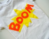 Children's Clothing, Boutique Clothing Kids, BOOM Bodysuit