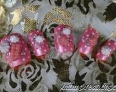 Sweet Tooth Kawaii Artificial Nail Art