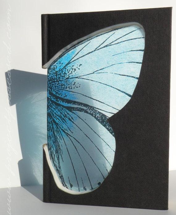 Altered Book 'Bluminous'