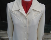 1970s Womens Leisure Suite Jacket FREE SHIPPING