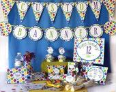 Big Dots Birthday Party P...