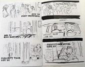 Margot Tenenbaum coloring book