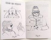 Richie Tenenbaum coloring book