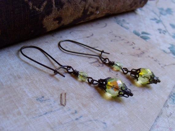 Garden Lantern Earrings