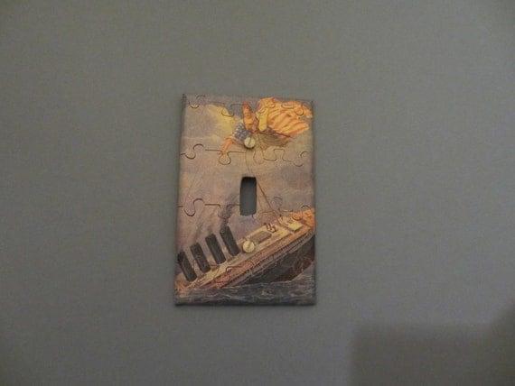 Titanic Switch Plate