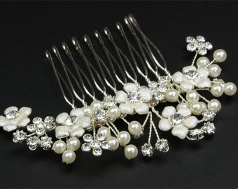Vintage Inspired Bridal Hair Comb