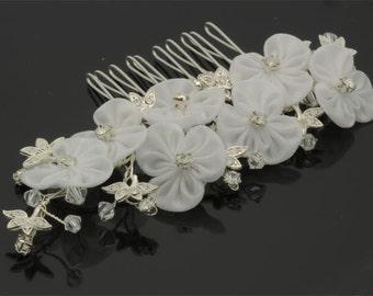Vintage Inspired Bridal Hair Comb