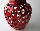Full of Love Vase