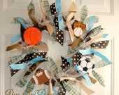 Immediate Shipping - Little All Star Boy's Room Decor