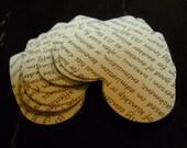 Heart Confetti-Wedding Confetti-25 pieces
