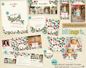 INSTANT DOWNLOAD  - Pre-made Marketing Set - Lovely Mine - E307