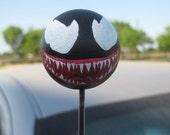 Venom Car Antenna Ball