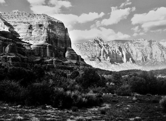 Time and Texture 8x10 fine art print landscape Arizona