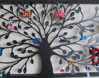 Jewelry Display Organizer Wall Hanging Tree of Life
