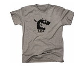 Monsters  - Stedman Classic Ladies Shirt - Available in Small, Medium, Large and Extra Large
