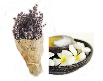 Vanilla Lavender Sachets Linen Aromatherapy Stocking Stuffer Botanical Herbal Repellent Moths Bug Insect Prevention Clothing Storage of Wool