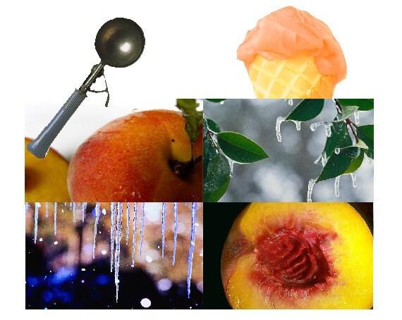 Sachet Peach Sorbet Scented Home Decoration Kraft Packet Under 10 Gifts for Women Friend Summer Wedding Favor