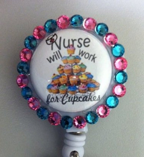 Nurse will work for Cupcakes
