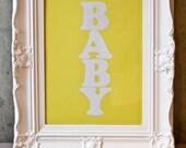 BABY Lemon Meringue Print
