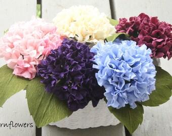 Paper flower-Hydrangea