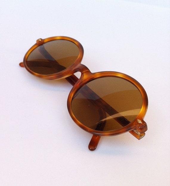 Giorgio Armani Vintage sunglasses, amber