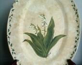 Handpainted Decorative Plate