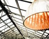 Industrial Light Print Photograph