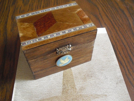 Peace & Serenity Jewlery Box