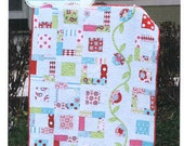 Sew Charming Quilt Pattern by Quilt Story - QS 110